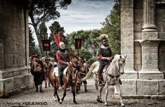 Glanum légion VI et cavaliers